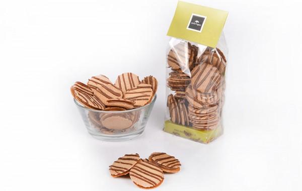Gianduja Çikolatalı Bisküvi