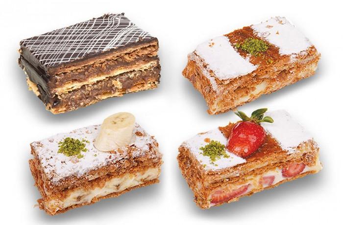 Milföy Pasta Çeşitleri