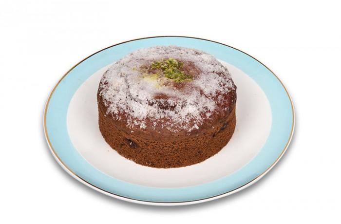 Vişne Çikolatalı Kek