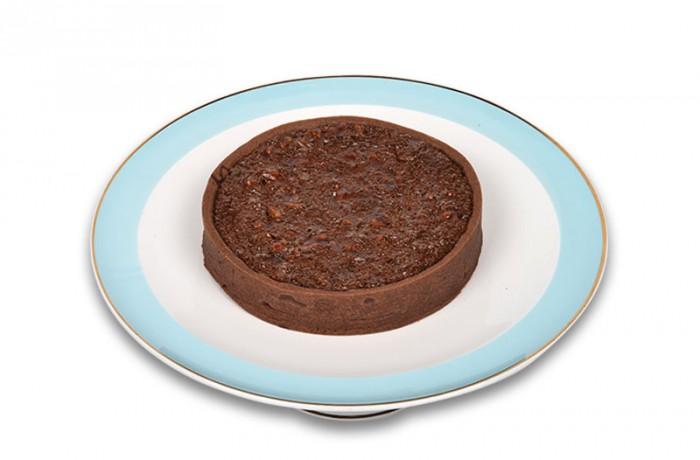 Cevizli Çikolatalı Tart