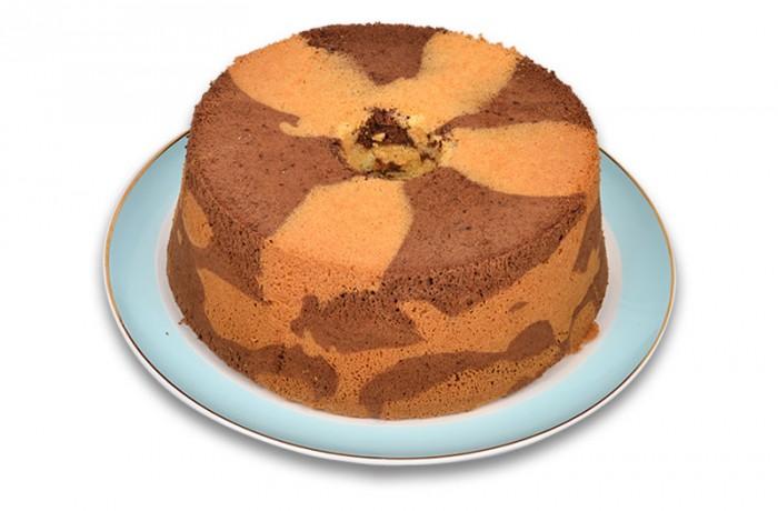 Kakaolu Şifon Kek